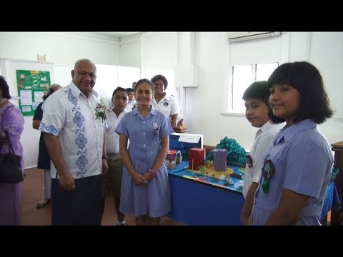 Fijian Prime Minister launches Our Home, Our People climate change