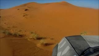 Marocco IV - Wyprawa sylwestrowa 2015/2016 4x4 - Merzouga - Erg Chebbi - BG Hawranki