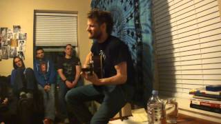 Chadwick Stokes - Sudan - 2/22/14, Living Room Tour - St. Louis, Missouri