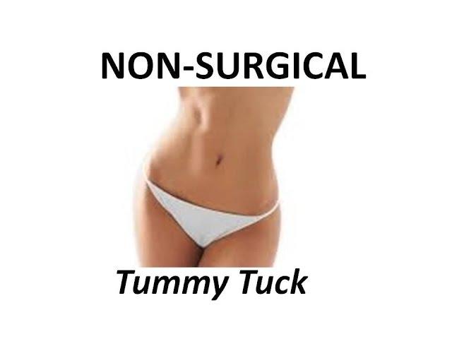 NON-SURGICAL Tummy Tuck