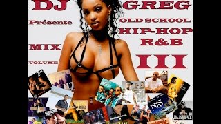 ✅ OLD SCHOOL RNB HIP-HOP MIX VOL.3