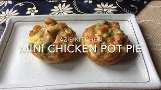 Detail recipe, please click my blog at http://aziejaya.blogspot.my/2017/03/mini-chicken-pot-pie-yang-mudah-dan.html Please follow me at : Instagram aziekitchen ...