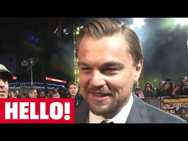 "The Wolf Of Wall Street | Leonardo DiCaprio tells HELLO! ""We knew we could turn audiences off..."""
