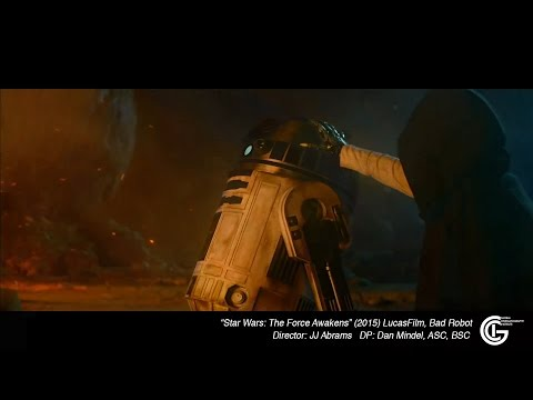 """Cinematography of Star Wars: The Force Awakens"" with Dan Mindel, ASC, BSC"