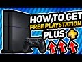 How To Get FREE Playstation Plus 2017 - FREE PS Plus Tutorial No Credit Card *Working March 2017*