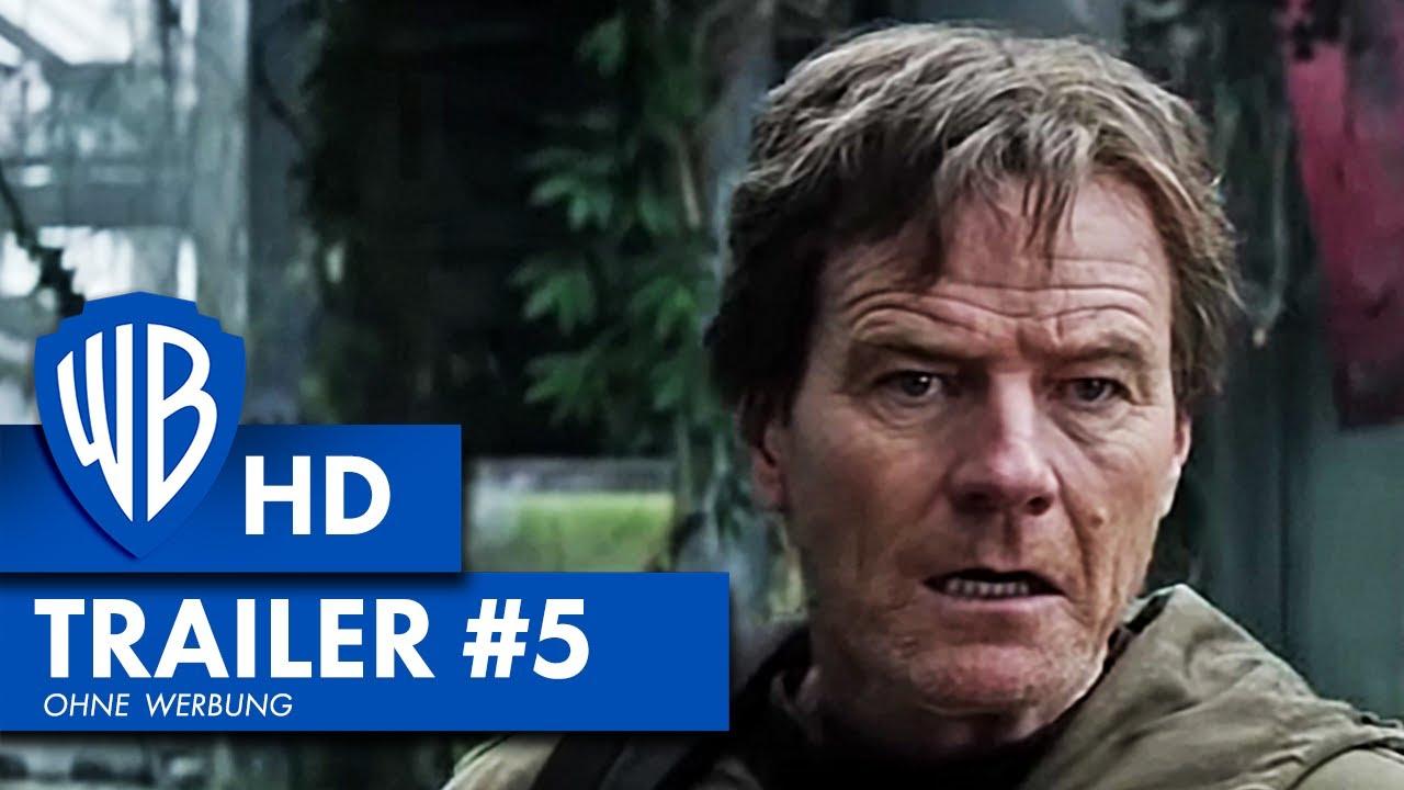 GODZILLA - offizieller Trailer #5 deutsch HD