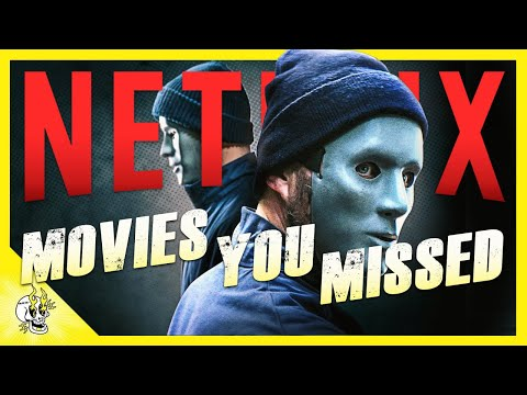 20 Hidden Gem NETFLIX Movies You (Almost) Definitely Missed | Flick Connection