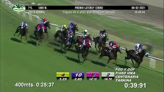 Vidéo de la course PMU PREMIO LATENCY 2006