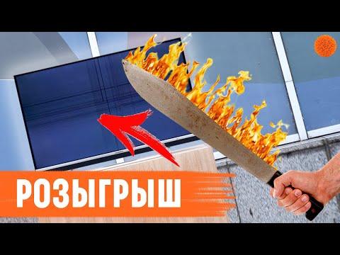 САМЫЙ СТРАШНЫЙ краш-тест телевизора Skyworth 43Q36! + РОЗЫГРЫШ