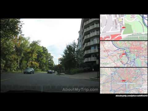 K Street Northwest (Georgetown, Washington, DC) to Shirley Highway (Fairlington-Shirlington)  (...)