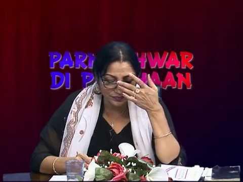 Parmeshwar Di Pehchan - Kulwinder Kinder LIVE on Glory TV Janu. 2015