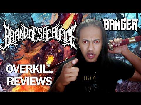 BRAND OF SACRIFICE Lifeblood Album Review | BangerTV