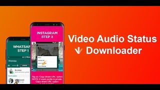 Social Downloader for Facebook, Instagram and Twitter and whatsapp for android