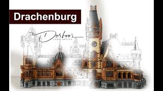 Schloß Drachenburg MOC DERBOOR
