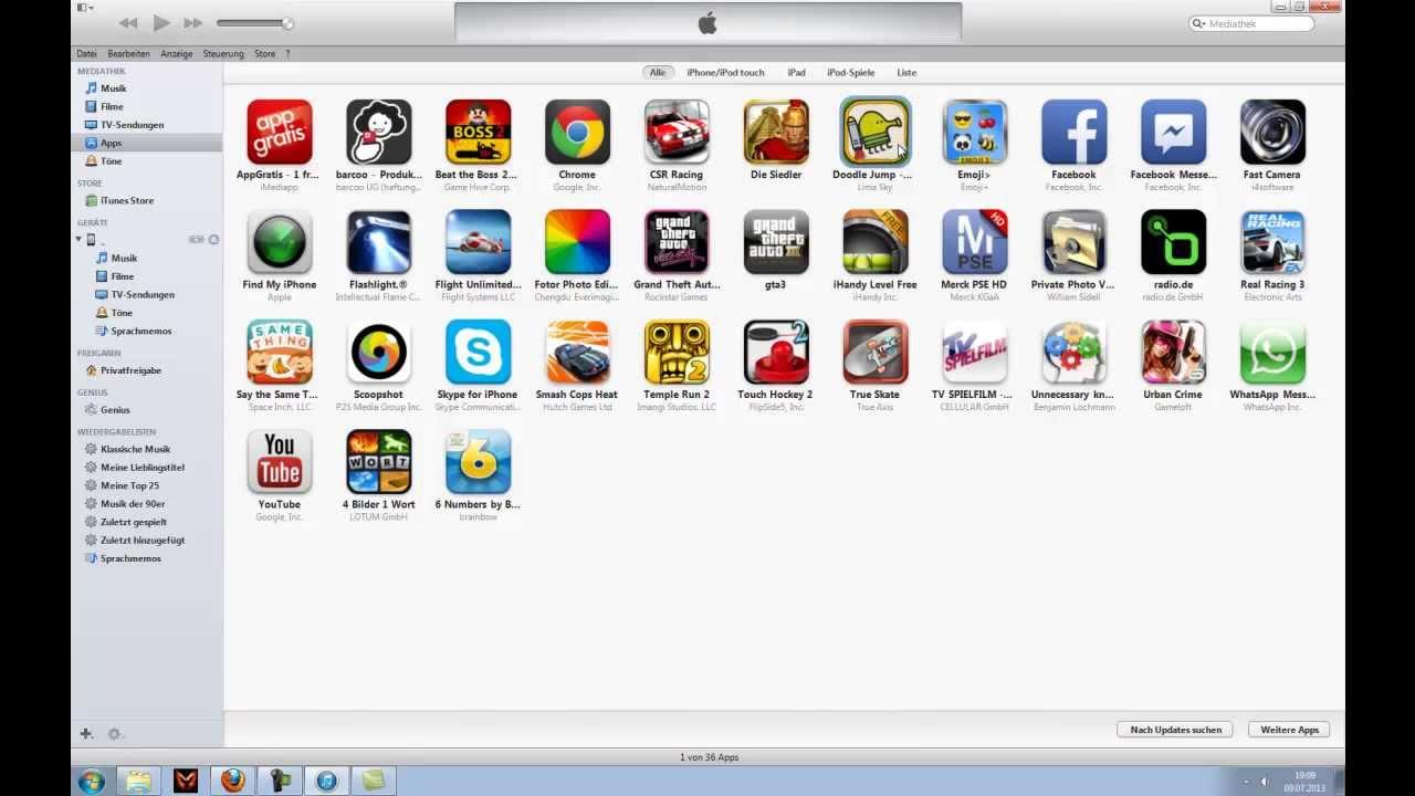 Itunes App Installieren