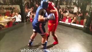 White Collar MuayThai Birmingham Fight 3, 26 11 16