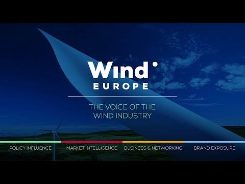 WindEurope - the voice of the wind industry