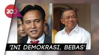 Download Video Yusril Jadi Lawyer Jokowi, Djoko Santoso: Bebas Pilihan, Ya! MP3 3GP MP4