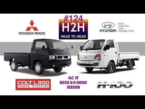 Head2Head 124 Mitsubishi L 300 vs Hyundai H 100