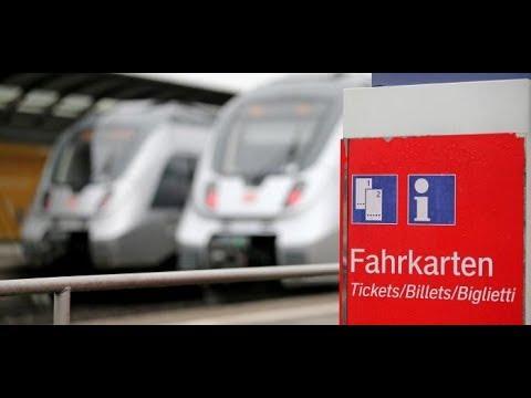 Winterfahrplan: Deutsche Bahn  will Flugzeug Konkurrenz machen