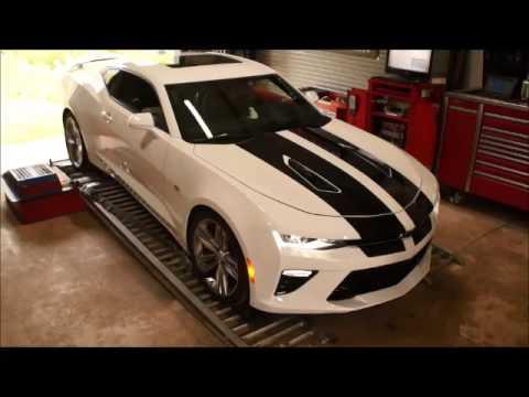 Chevrolet Camaro tuning | Doovi
