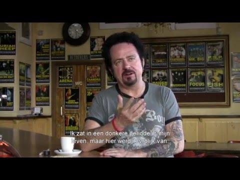 Steve Lukather receives Eddy Christiani Award (fifth SENA European Guitar Award)