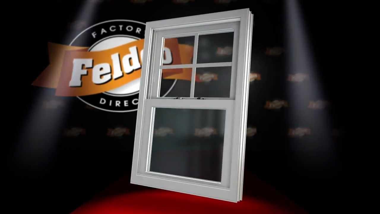 Feldco Windows Red carpet spot HD YouTube
