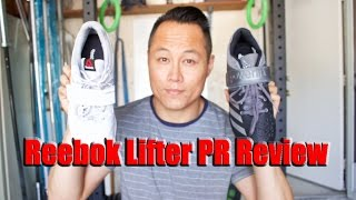 Reebok Lifter PR Review - Best Weightlifting Shoes