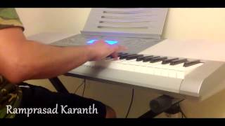 Chand Sifarish (Fanaa) Piano instrumental