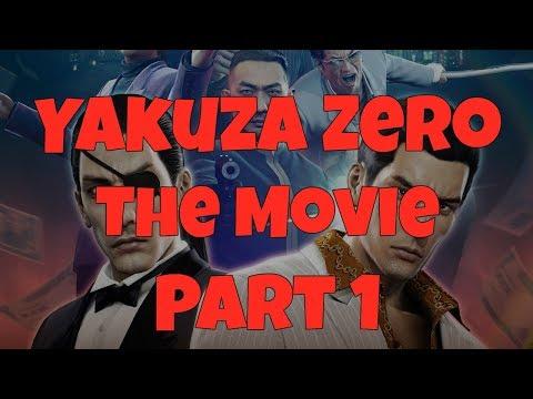 Yakuza ZERO: The Movie PART 1