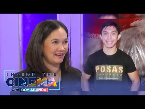 INSIDE THE CINEMA - POWER WOMEN: Atty. Joji Alonso On Being Mother To Nico Antonio