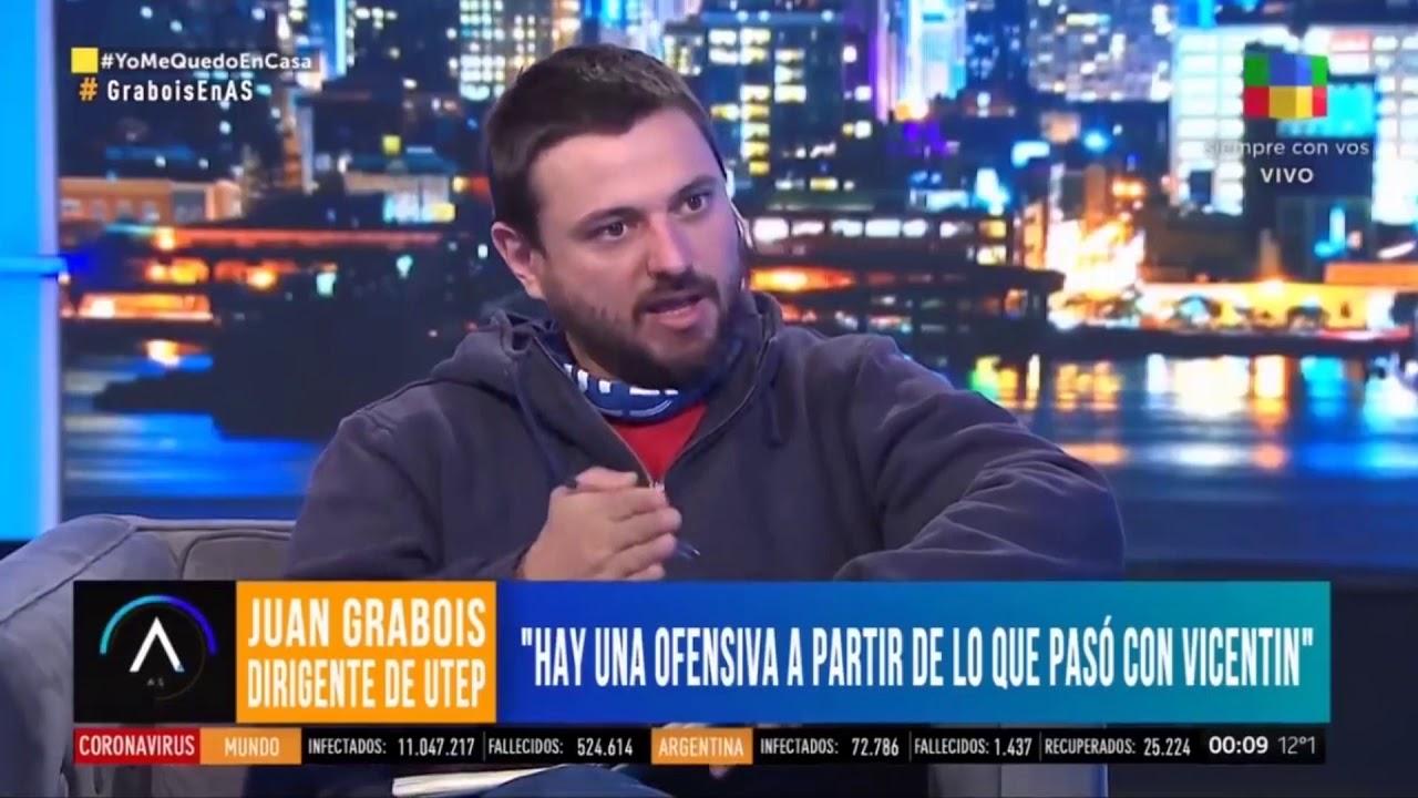 LA FRASE DE JUAN GRABOIS ATRIBUIDA AL PAPA FRANCISCO
