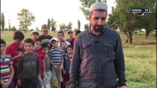 Пикник для учащихся мадраса имени Мухаммада Хидирова