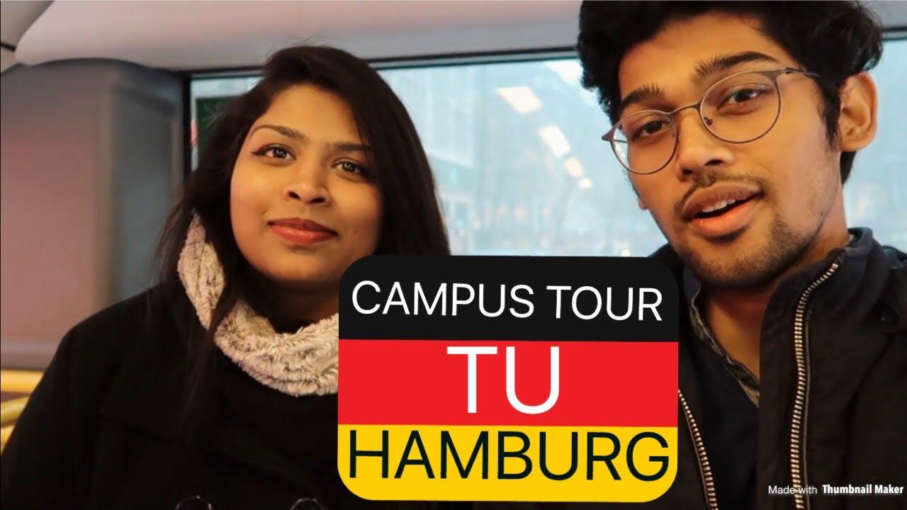 Download CAMPUS TOUR OF TU HAMBURG (TUHH)- GERMANY by Nikhilesh Dhure