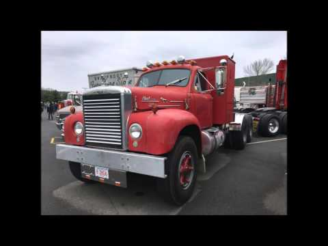 Antique Truck Club of America, Western Mass Chapter, 12th Annual Antique Truck Show, 2016, ATCA