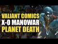 A One Man Army (X-O Manowar Vol 3: Planet Death)