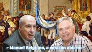 El vivo recuerdo de Manuel Belgrano