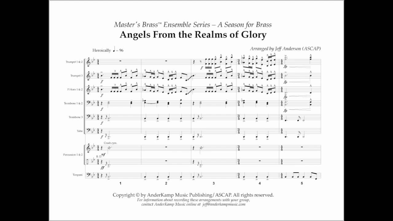 A Season for Brass instrumental Christmas music & Double C Trumpet ...