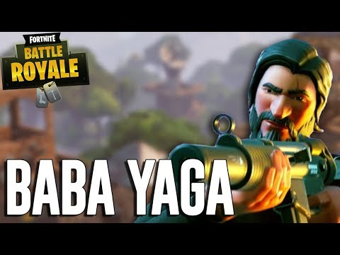 Baba Yaga! - Fortnite Battle Royale Gameplay - Ninja