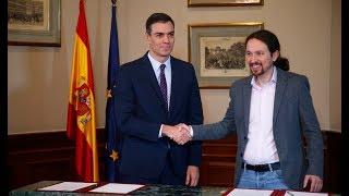 Francisco Rosell valora el preacuerdo de Gobierno de Sánchez con Iglesias