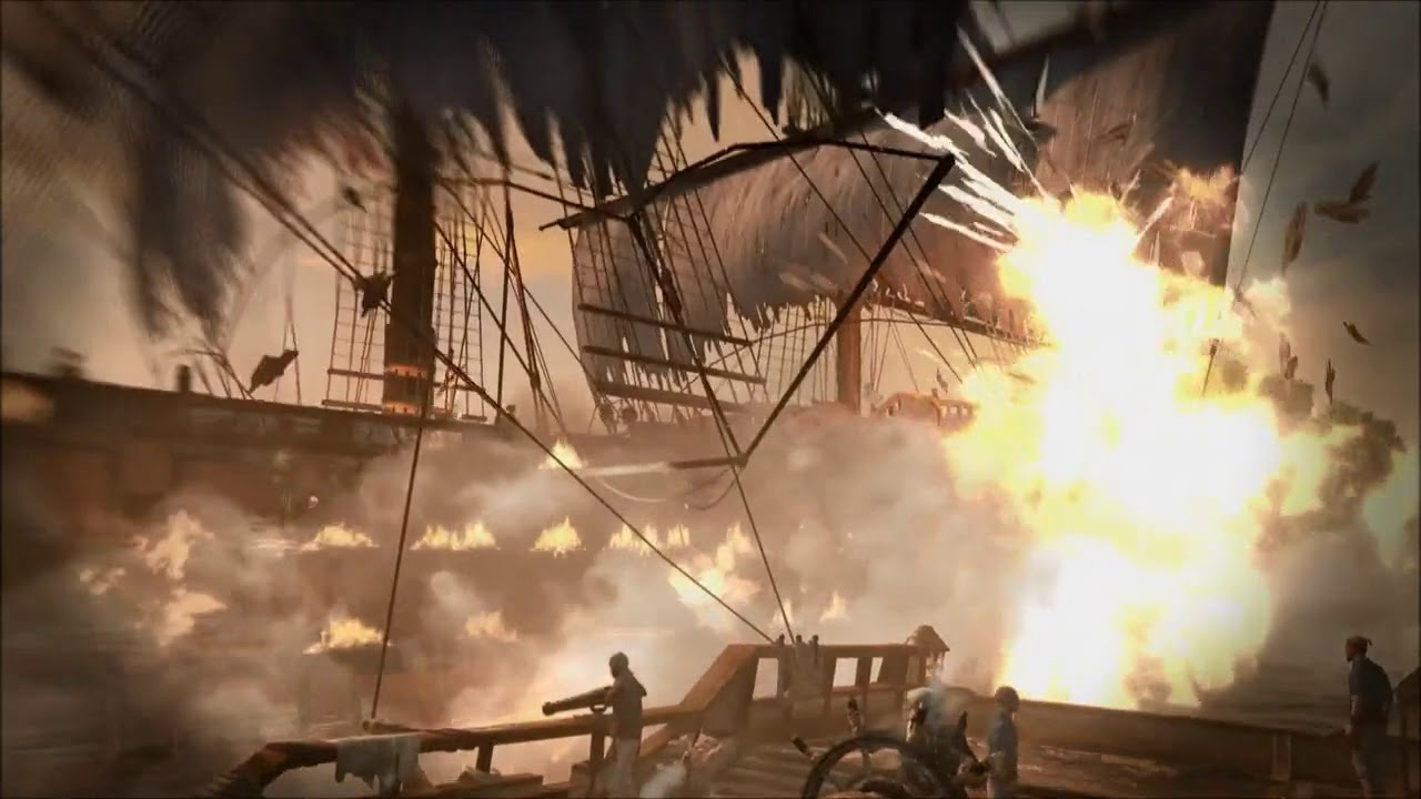 video Assassin's Creed 4: Black Flag – PS4