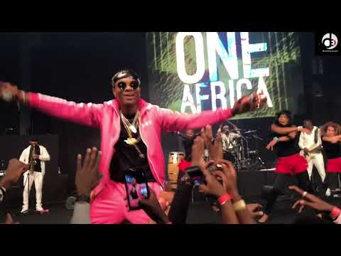 Wizkid Live In Dubai ( One Africa Music Fest )