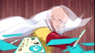 Repeat youtube video It's time to DUEL ft. Saitama
