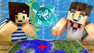 The Impossible Treasure! Minecraft The Deep End SMP