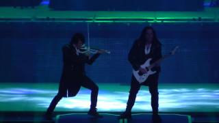 Trans-Siberian Orchestra 11/18/15: 5 - O Come All Ye Faithful/O Holy Night -Erie, PA OpeningDay TSO