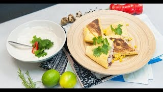 Буррито со сметанным соусом | Дежурный по кухне