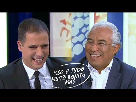 Isso é tudo muito bonito, mas   António Costa (Episódio 5 - 18/09/2015)