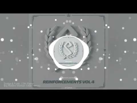 Dodge & Fuski x 12th Planet - Big Riddim Martian (Uber Remix)