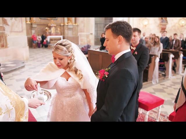 Nela a Dominik (svatební klip)