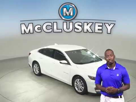A13918GP 2016 Chevrolet Malibu, White. Test Drive, Review, For Sale -